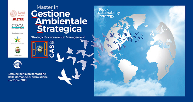 Master in Gestione Strategica Ambientale